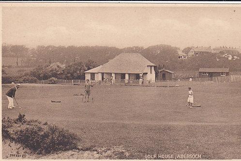 Abersoch Golf Pavilion Ref.1253 C.1925-30