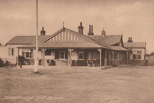 SOLD Ref.2378.Woodbridge Golf Pavilion Ref.2378 C.1929