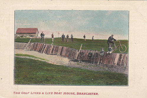Brancaster Golf Links C.1905 Ref.2070a