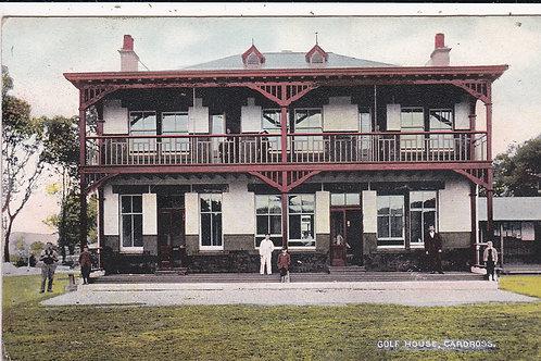 Cardross Golf House C.1907 Ref 1439