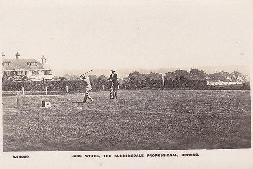 "Jack White ""Open"" Champion.Ref 148. C.1904"