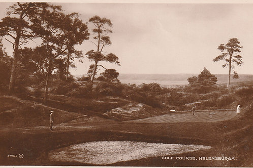 Helensburgh Golf Course Ref.2639 C.1930s