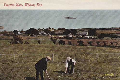 Whiting Bay Golf Links C.1919 Ref.2058a