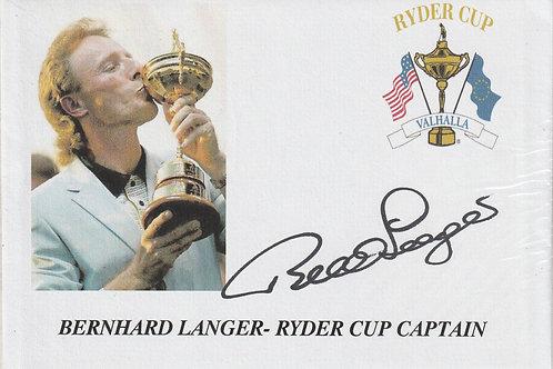 2004 Ryder Cup Matches Valhalla Ref.060 C.2004