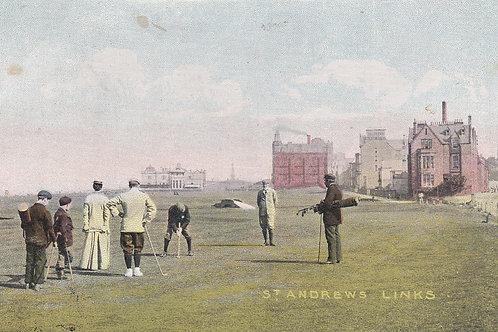 St Andrews Links.Fife. Ref 693 C.1904-06
