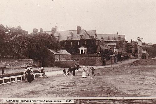 Alnmouth Village Club Ref.2200a C.Ea 1900s
