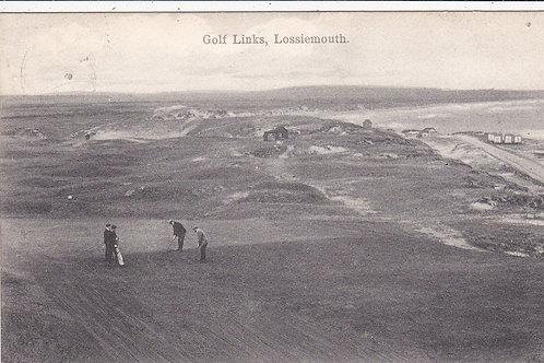 Lossiemouth Golf Links Ref 1239 C.1916