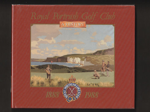 Royal Portrush Golf Club Centenary 1888-1988 Ref.GB.174