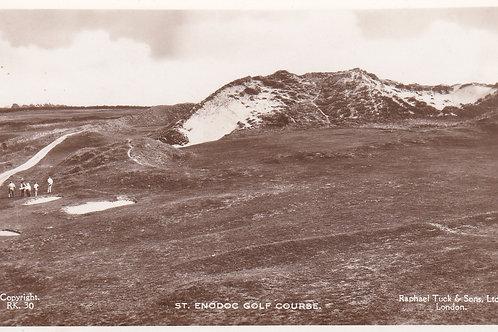 St.Enodoc Golf Links.Ref 719. C.Early 1900s