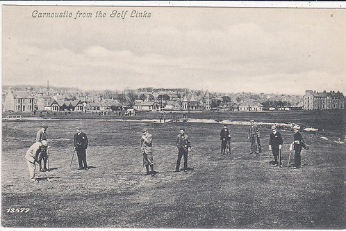 Carnoustie & The Links C.1890s Ref.413
