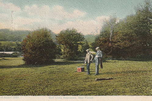 Bramshaw Golf Course,New Forest Ref.2397 C.1933?