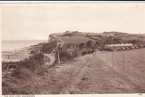 Kingsdown Golf Course Ref 1257 C.Early 1900s