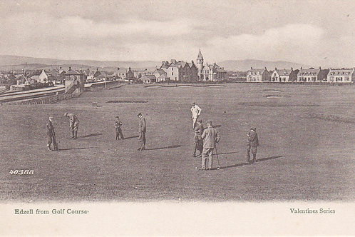 Edzell Golf Links,Angus.Ref.514 C.1900-09
