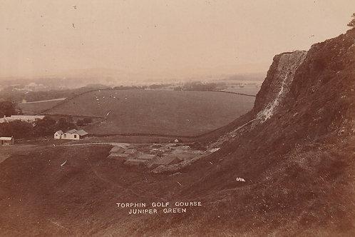 Torphin Hill Golf Course Ref.2446 C.Pre 1914