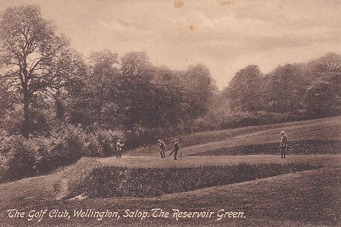 Wellington Golf Club (The Wrekin) Ref.1835 C.1913-17