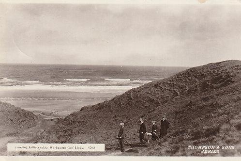 Warkworth Golf Links, Morpeth Ref.2496 C.1915-24