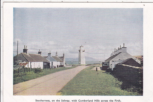 Southerness Golf Links Road Ref.019 C.50s-60s