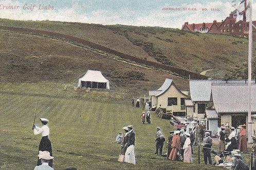 Cromer Links & Ladies Amateur Ref  348 C.1905