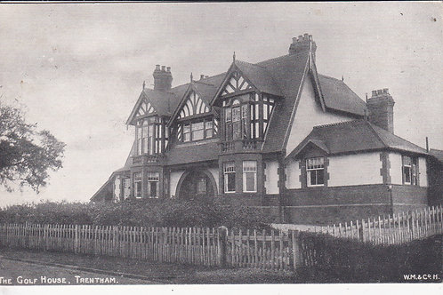 Trentham Golf House Ref.1191 C.Pre 1914