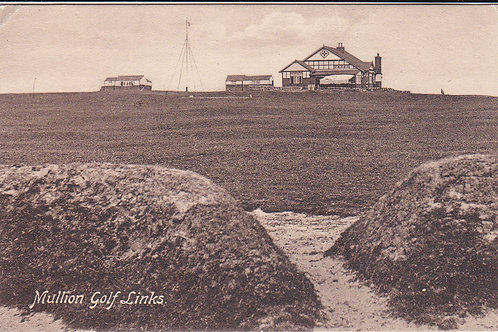 Mullion Golf House C.1912 Ref.1626