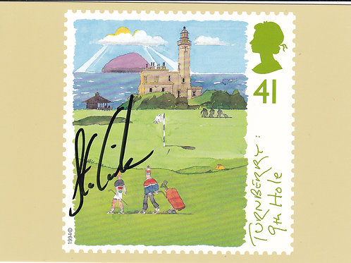 Turnberry SIGNED PC Ref.1645 C.1994