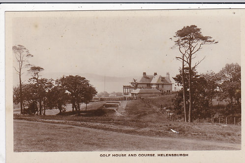 Helensburgh Golf House Ref.1371 C.1910-20