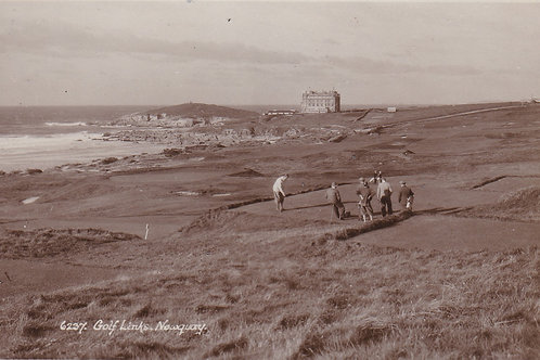 SOLD>Ref.2063a.Newquay Golf Links Ref.2063a C.1930s?