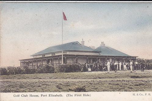 Port Elizabeth Golf Club S.A.  Ref.481 c.1905