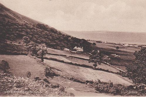 Penmaenmawr Golf Links, DWYGYFYLCHI  Ref.309a C.Ea 1920s-30s