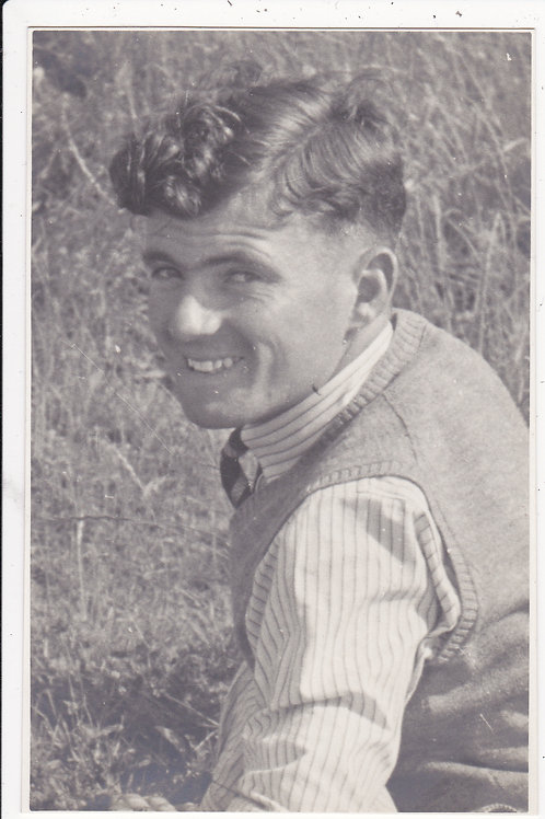 Dai Rees Ryder Cup Captain 1957 Ref.772