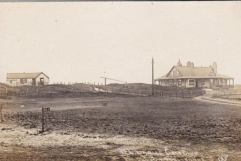 West Lancs,Golf Club Pavilion C.Pre 1914 Ref.1782
