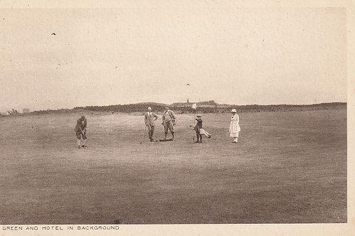 Castletown Golf Links I.O.M. Ref.2432 C.Ea 1900s