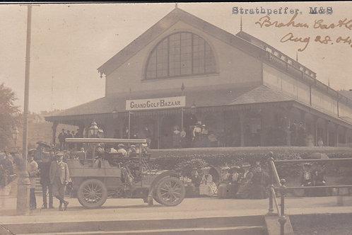 Strathpeffer Bazaar Ref.1749 C.Ea 1900