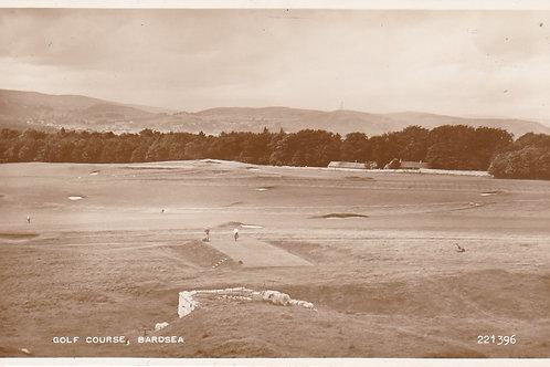 Bardsea Golf Course, Cumbria (Ref 977) C.1930s