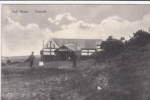 Criccieth Golf Pavilion Ref.1097 C.Pre 1914