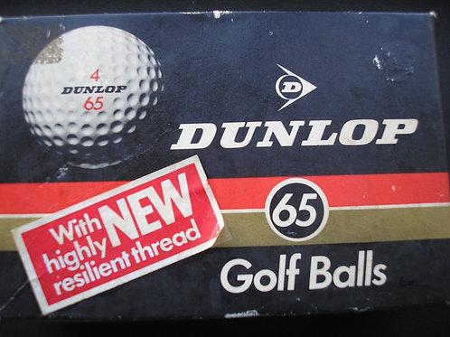 """Dunlpo """"65"""" 1.62 Balls Ref.012"""