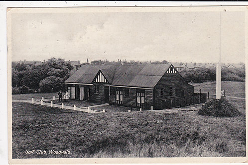 SOLD> Ref.1425.Blundell Golf Club House,(Woodvale) C.1947 Ref 1425