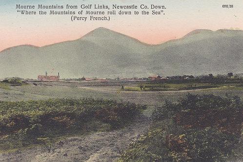 Newcastle County Down Ref.2224a C.Ea 1900s