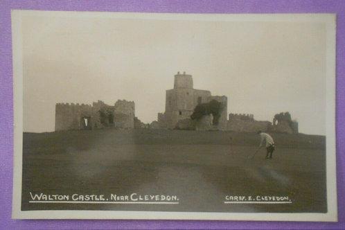 Clevedon Golf Links C.1895-1905 Ref.2742