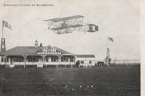 Blackpool Paulhan Flying Ref.2731 C.1910