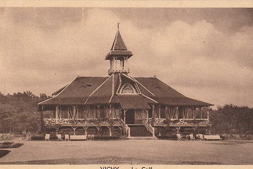 Vichy Golf Pavilion Ref.2626 C.Ea 1900s