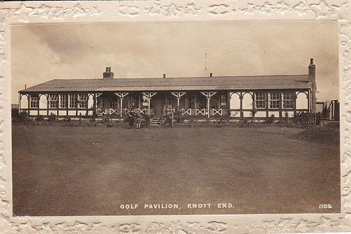 Knott End Golf Pavilion  Ref.1019a C.1926