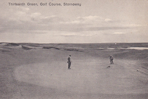 Stornaway Golf Links Ref.2159a C.Ea 1900