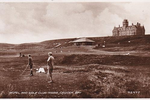 SOLD>Ref.582.Cruden Bay Golf Links Ref.582 C.1920s