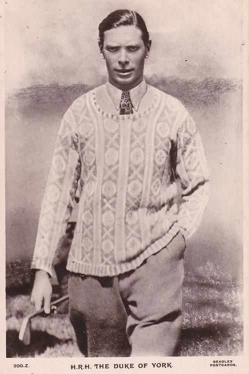 H.R.H.Duke of York Ref.1889 C.19