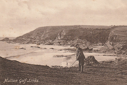 Mullion Golf Links,Ref.2604. C.pre 1915