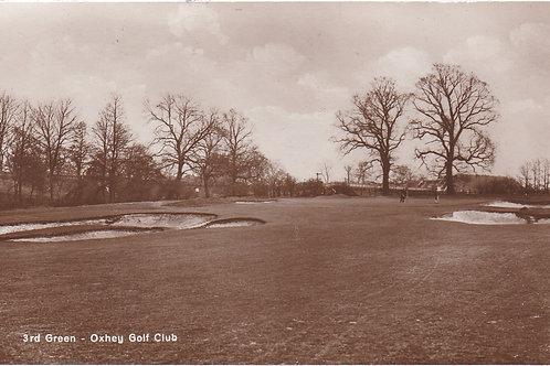Oxhey Golf Course Ref.1964 C.1930s