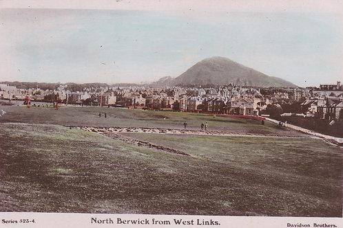 North Berwick West Links  Ref.336a C.pre 1909