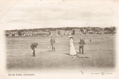 Carnoustie Links Ref.2263a C.1913