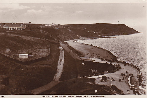 Scarborough (North Cliff) Golf Links C.1931 Ref.980
